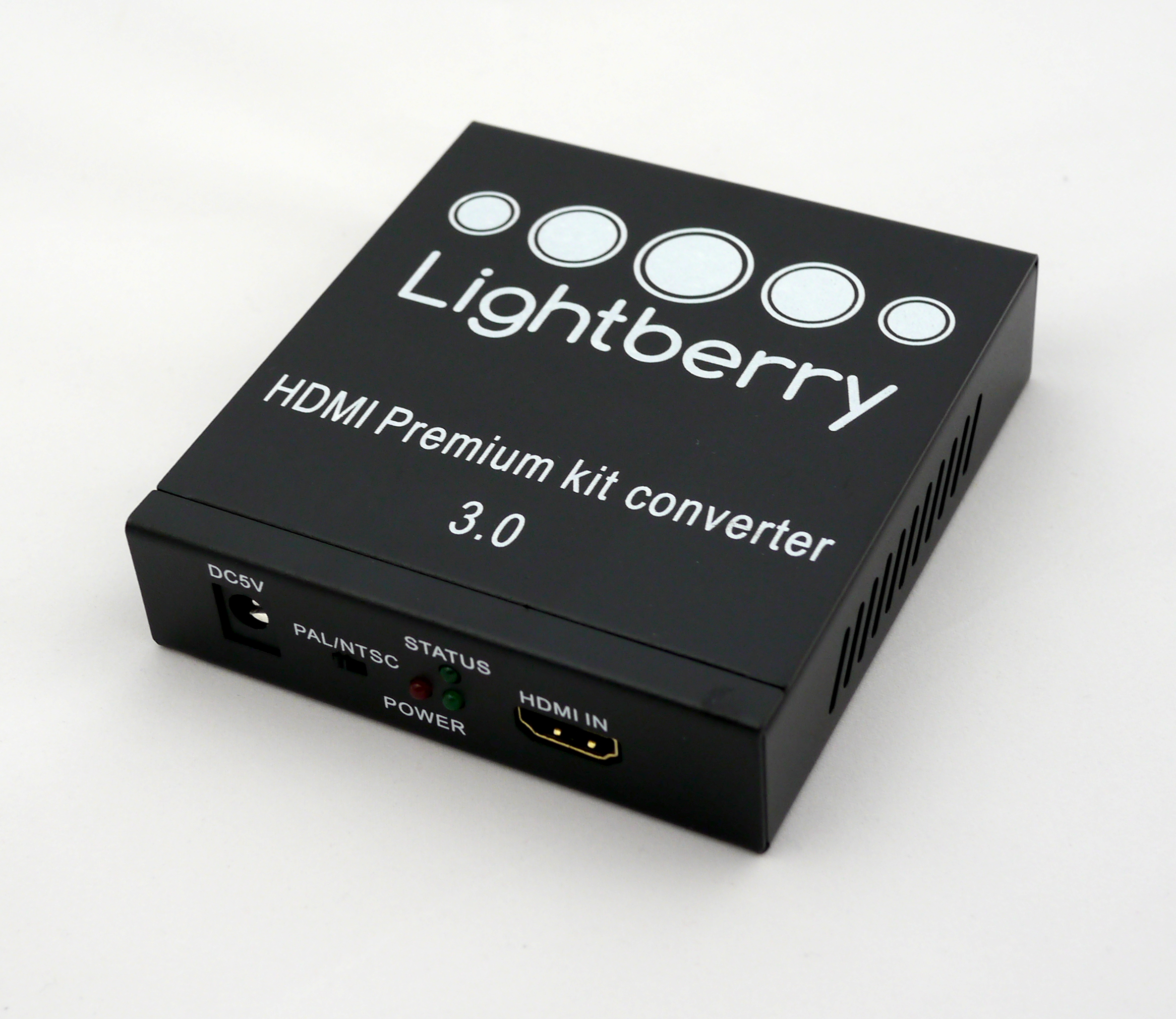How to setup & configure Lightberry HD with Hyperion