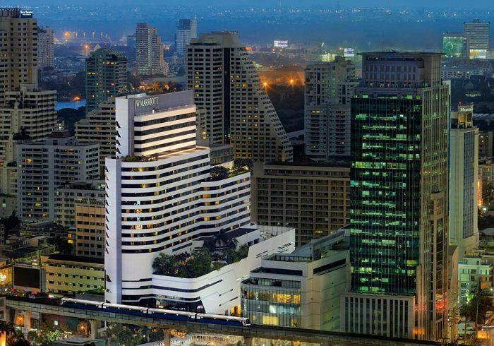JW Marriott Hotel - Bangkok, Thailand