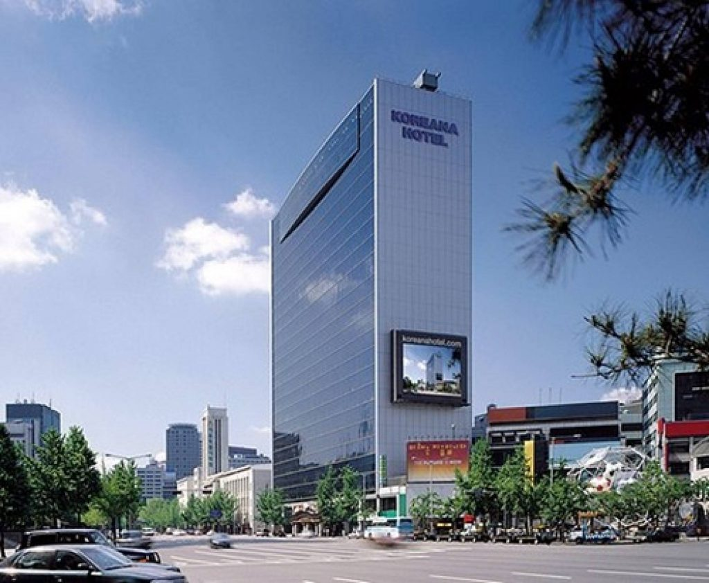 Koreana Hotel - Seoul, South Korea