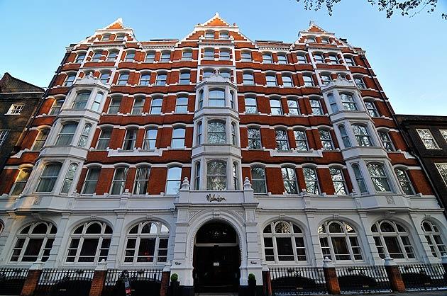 Malmaison - London, England