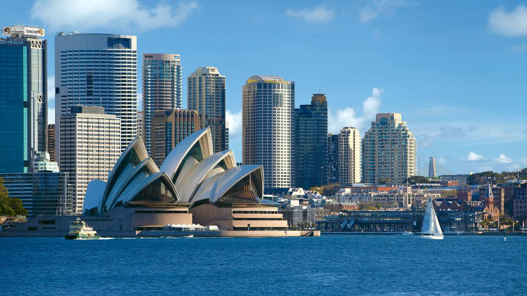 Shangri-La Hotel - Sydney